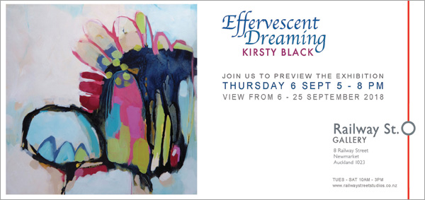 Kirsty Black Effervescent Dreaming Invite